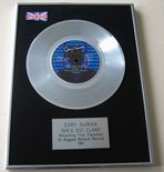 GARY NUMAN - SHE'S GOT CLAWS PLATINUM Single presentation DISC